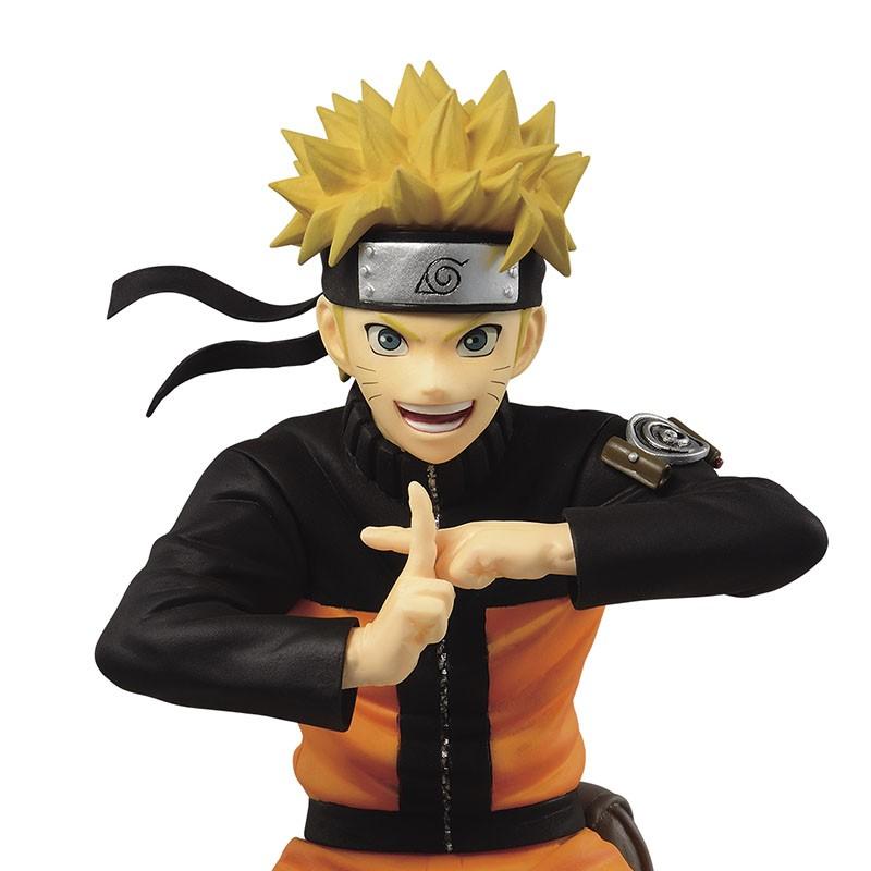 Figurine Naruto Uzumaki - Vibration Stars 2  -  NARUTO