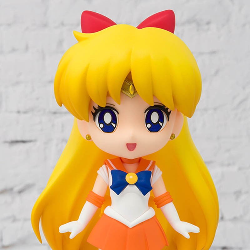 Figurine Sailor Venus - Figuarts Mini  - SAILOR MOON