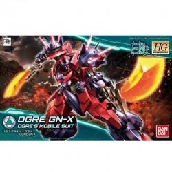 Gundam Ogre GN-X - HG  -  GUNDAM