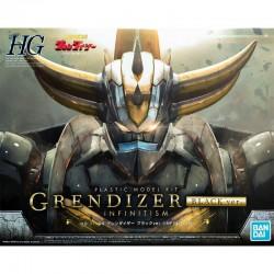 Goldorak Black ver Infinitism Model Kit HG - Bandai  - GOLDORAK