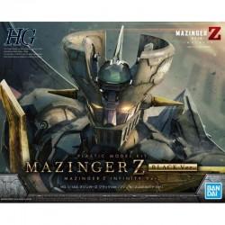 Mazinger Z Black ver Infinitism Model Kit HG - Bandai  - GOLDORAK