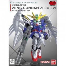 Gundam SD Wing Gundam Zero EW  -  GUNDAM