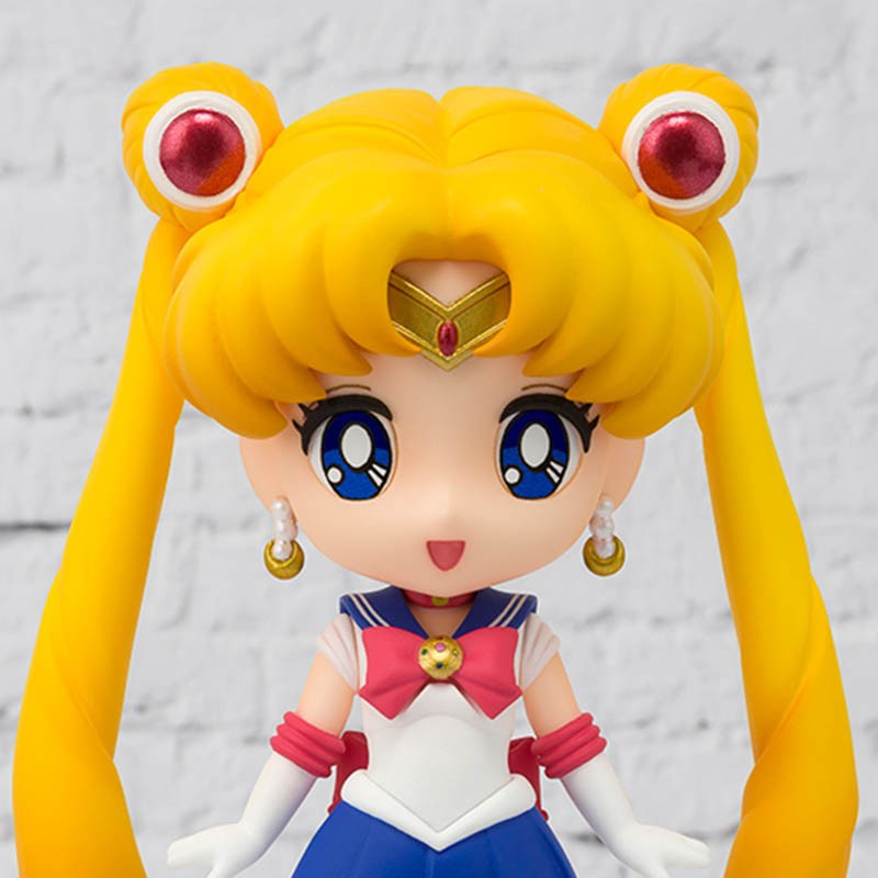 Figurine Sailor Moon - Figuarts Mini  - SAILOR MOON