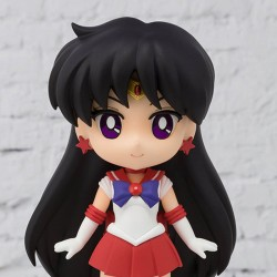 Figurine Sailor Mars - Figuarts Mini  - SAILOR MOON