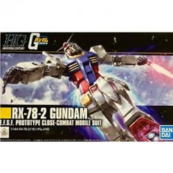 Gundam RX-78-2 HG  -  GUNDAM