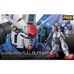 Gundam Full Burnern RG  -  GUNDAM