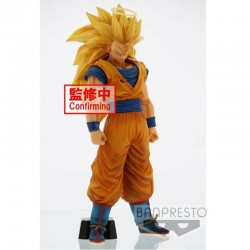 Figurine GoKu SSJ3 Grandista  -  DRAGON BALL Z