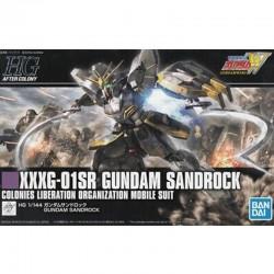Gundam Sandrock HG  -  GUNDAM