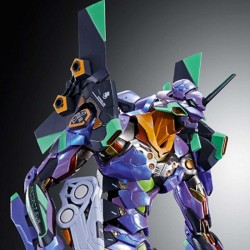 Evangelion - Eva-01 2020 Test Type Metal Build  - AUTRES FIGURINES
