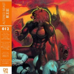 Altered Beast Disque Vinyle OST  - VINYLE MANGA & JEUX VIDEO