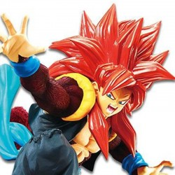 Figurine Gogeta Super Saiyan 4 Xeno  -  DRAGON BALL Z