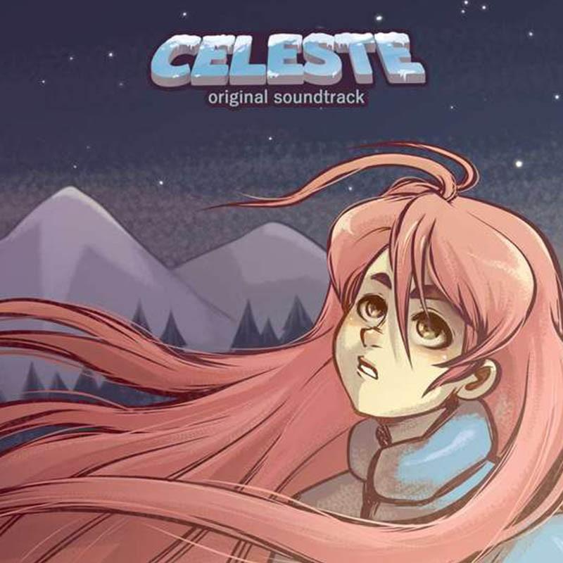 Celeste OST Disque Vinyle 2LP Lena Raine  - VINYLE MANGA & JEUX VIDEO