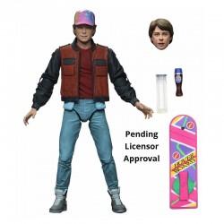 Retour vers le Futur II - Figurine Marty ver ULT  - CINÉMA & SÉRIES TV