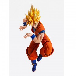 Dragon Ball Z - Figurine Goku Imagination Works  - TOUS NOS RAYONS