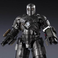 Figurine Iron Man MK1 Birth of Iron Man SHF  - DC. COMICS & MARVEL
