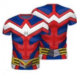 My Hero Academia - T-shirt All Might Cosplay  -  T-SHIRTS & VETEMENTS
