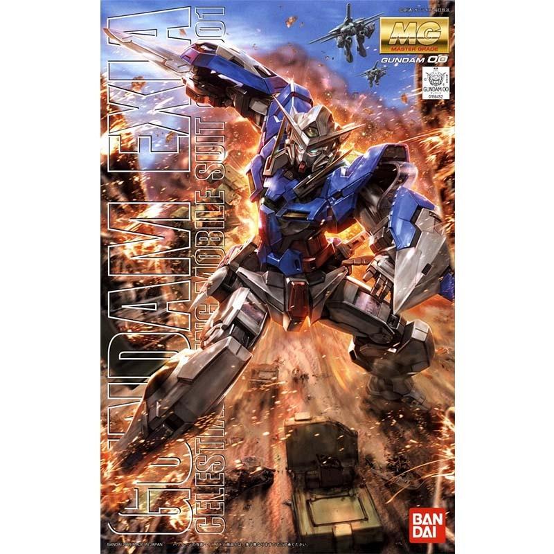 Gundam 00 - MG Gundam Exia 1/100  -  GUNDAM