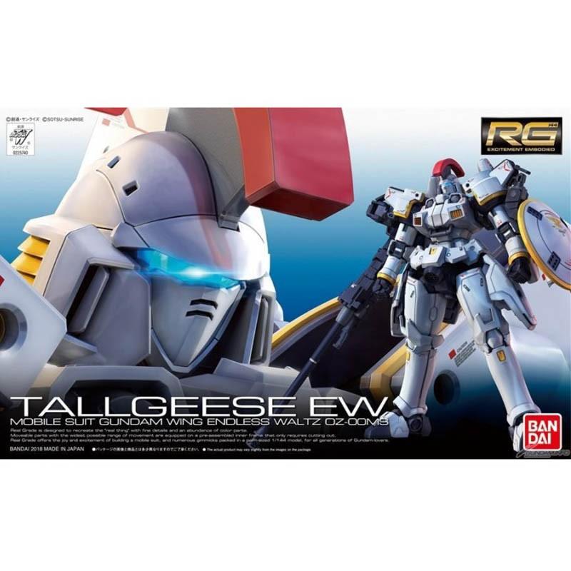 Gundam Tallgeese EW RG  -  GUNDAM