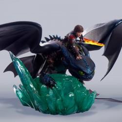 Dragons Krokmou et Harold - Taka Corp Studio  -  PRE COMMANDE