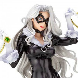 Figurine Black Cat Bishoujo - Kotobukiya  - FIGURINES FILLES SEXY