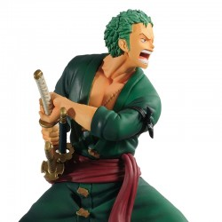 One Piece - Figurine Zoro Fight ver  -  ONE PIECE