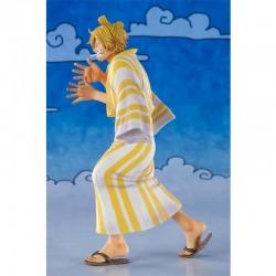 One Piece - Figurine Sanji - Figuarts Zero Wano  -  ONE PIECE