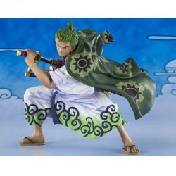 One Piece - Figurine Zoro - Figuarts Zero Wano  -  ONE PIECE
