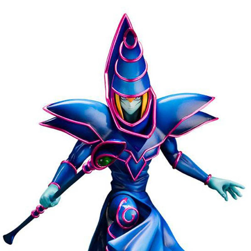Yu-Gi-Oh ! - Figurine de Dark Magician - ARTFX-J  - AUTRES FIGURINES