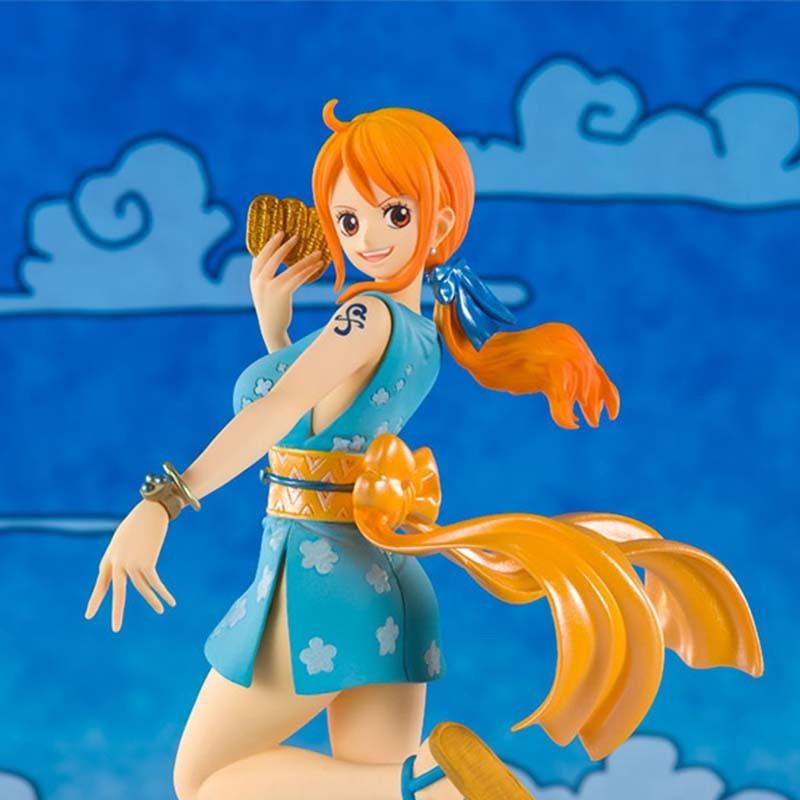 One Piece - Figurine Nami Figuarts Zero Wano  -  ONE PIECE