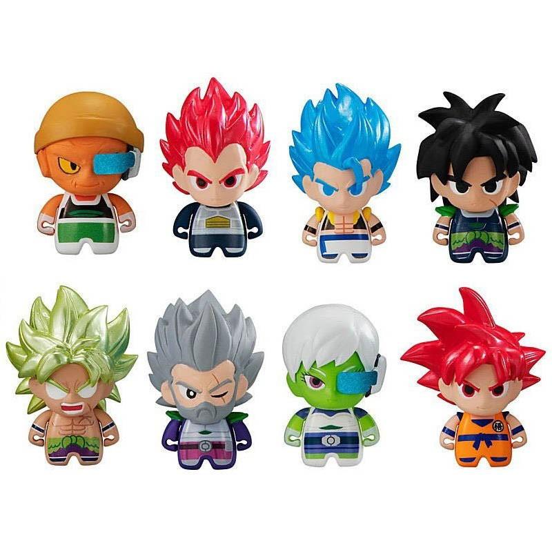 Dragon Ball Super Cholle Chara Mini Figurines  -  DRAGON BALL Z