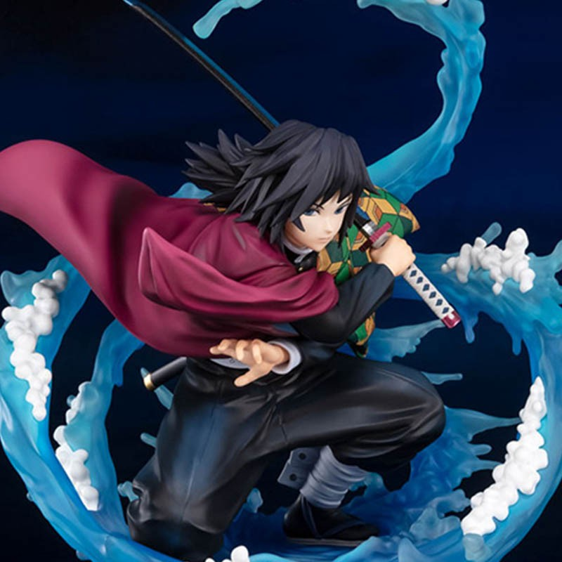 Demon Slayer - Figurine Tomioka - Figuarts Zero  - AUTRES FIGURINES