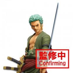One Piece - Figurine Zoro - Grandista Nero  -  ONE PIECE