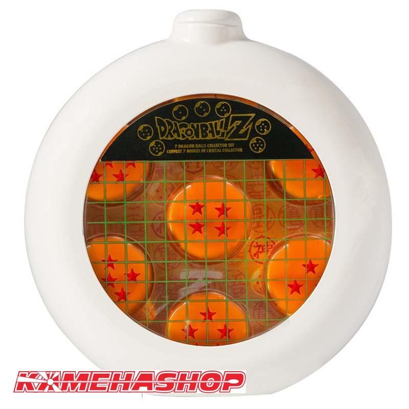 Dragon Ball - Set des 7 boules de cristal  -  DRAGON BALL Z