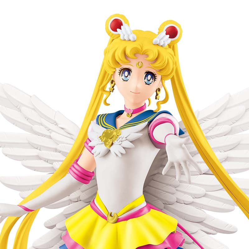 Figurine Sailor Moon Eternal The Movie ver A  - SAILOR MOON