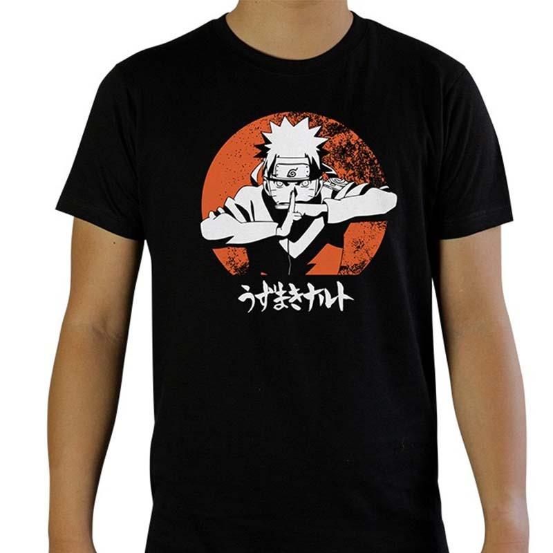 Naruto Shippuden - T-shirt Naruto Jutsu  -  NARUTO