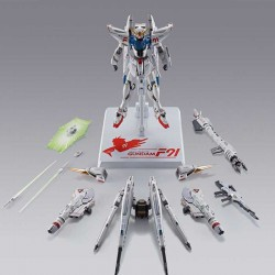 Gundam Metal Build Gundam F91 Chronicle White  -  GUNDAM