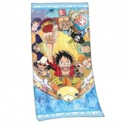One Piece - Serviette Pirate Crew  -  ONE PIECE