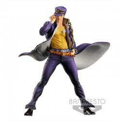 JoJo's Bizarre Adventure - Figurine Jotaro - SMSP The Brush  - AUTRES FIGURINES