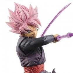Dragon Ball - Figurine Black Goku Rosé - GxMateria  -  DRAGON BALL Z