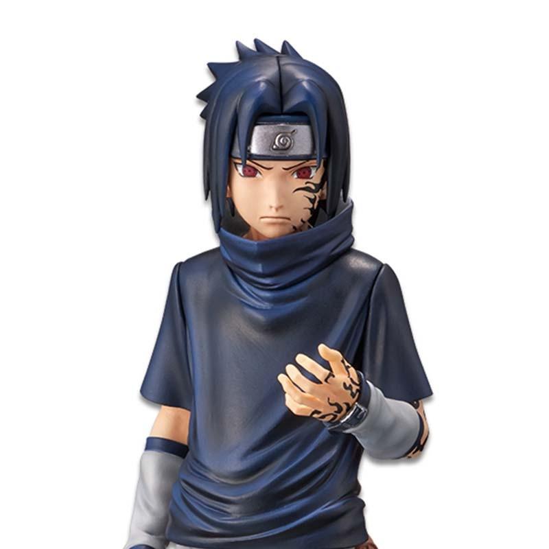 Naruto - Figurine Sasuke - Grandista ver 2 Nero  -  NARUTO