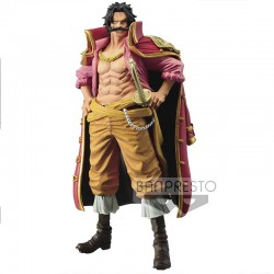One Piece - Figurine Gold D. Roger - King of Artist  -  ONE PIECE