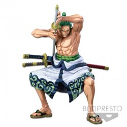 One Piece - Figurine Zoro Wano - Two Dimensions  -  ONE PIECE
