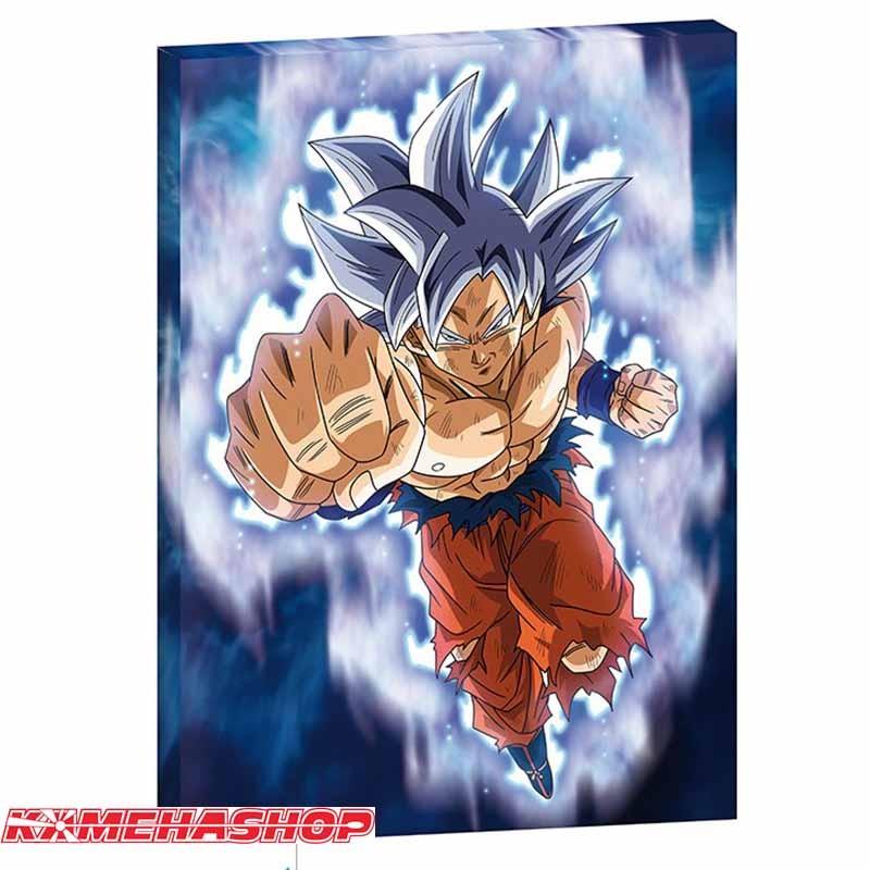Dragon Ball Super - Toile Goku Ultra Instinct  -  DRAGON BALL Z