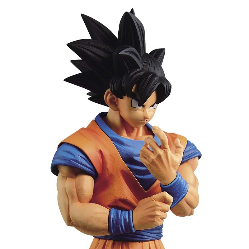 Dragon Ball Z - Figurine Goku - Solid Edge  -  DRAGON BALL Z