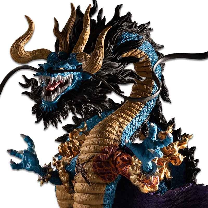 One Piece - Figurine Kaido Dragon Form  -  ONE PIECE