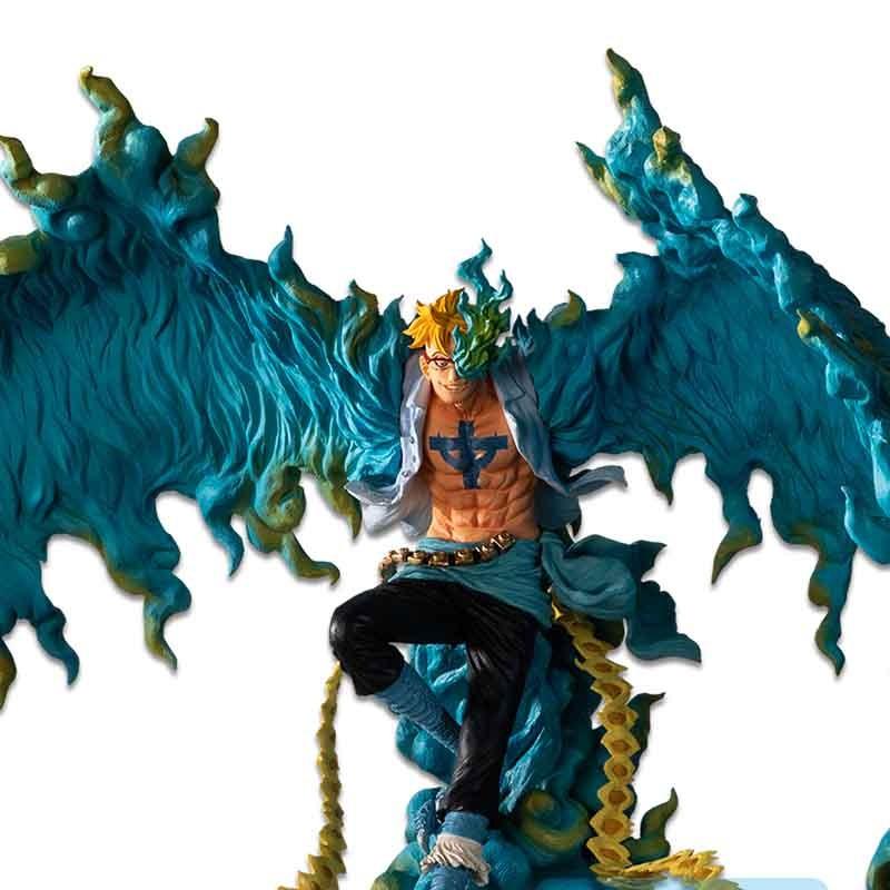 One Piece - Figurine Marco - Ex Devil Ichibansho  -  ONE PIECE