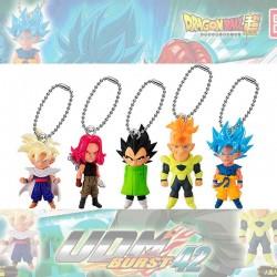 Dragon Ball Z - Collection 5 Strap UDM Burst 42  -  DRAGON BALL Z