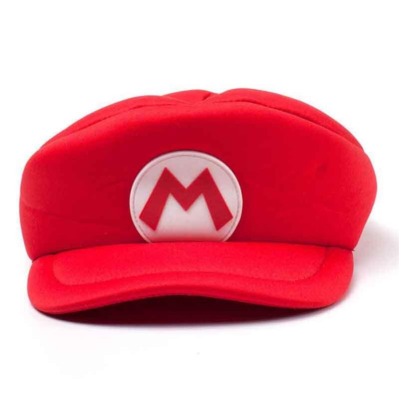 Super Mario Bros - Casquette Mario  -  MARIO BROS & CO