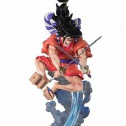 One Piece - Figurine Kozuki Oden - Figuarts Zero  -  ONE PIECE