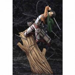 Attack on Titan - Figurine Levi - Kotobukiya  - L'ATTAQUE DES TITANS